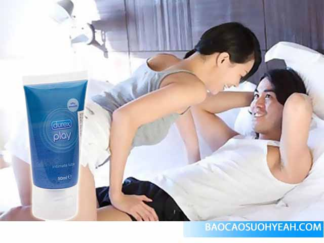 Gel bôi trơn Durex Play Intimate